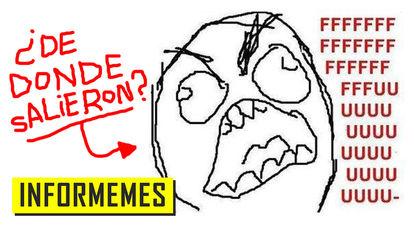 ¿Qué son los Rage comics?