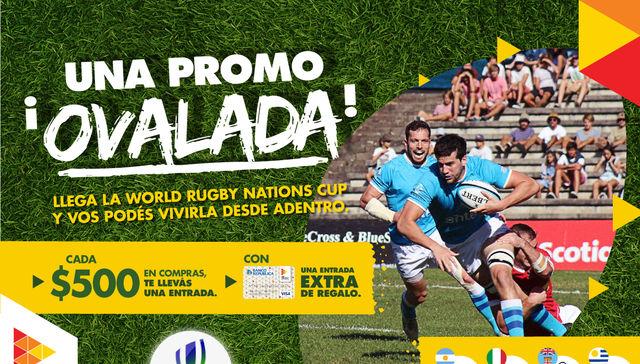 ¡Vamos Uruguay!