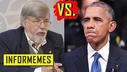 Renunciá Bonomi vs. Thanks Obama