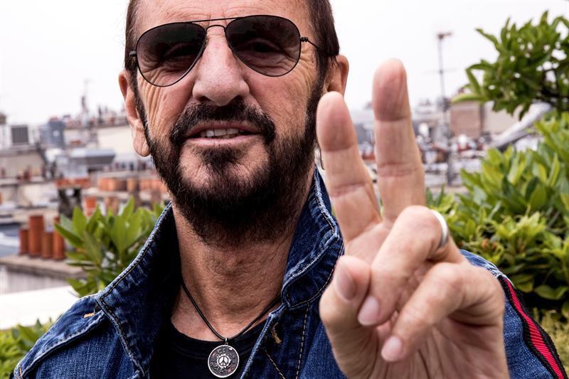 Toco con emoción y eso me hace diferente — Ringo Starr