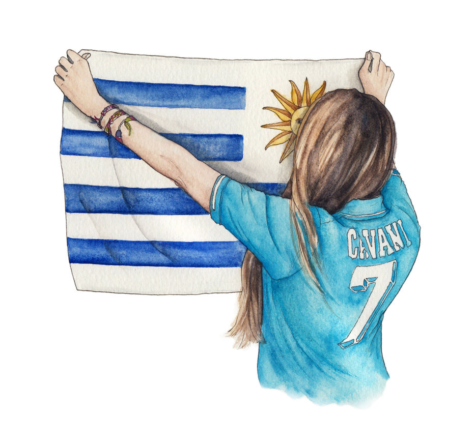 El fútbol es el arte de mi país