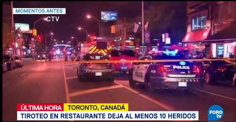 Vert; Lo que sabemos hasta ahora del tiroteo en Toronto