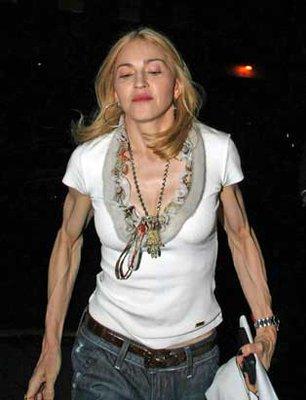 6d3acf38b El mal momento de Steven Tyler y Madonna