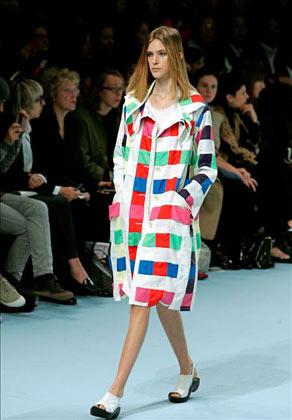3d4294ced80 La Semana de la Moda de París ofreció una variada muestra de tendencias y  estilos