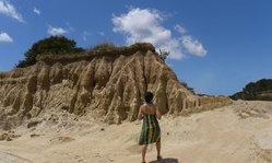 Contenido de la imagen Las Cárcavas Milenarias de Punta Rubia