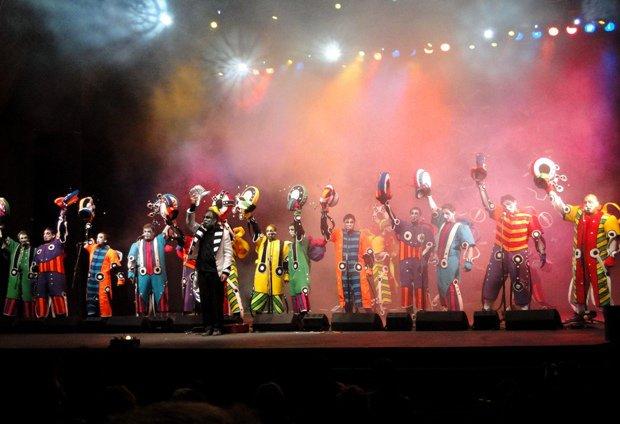 Carnaval 2011, Teatro de Verano
