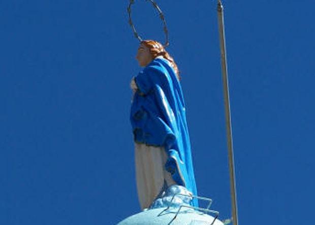 Se canceló la peregrinación a la Virgen del Verdún y la misa será por medios digitales