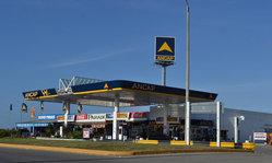 Contenido de la imagen Estación ANCAP de Rocha