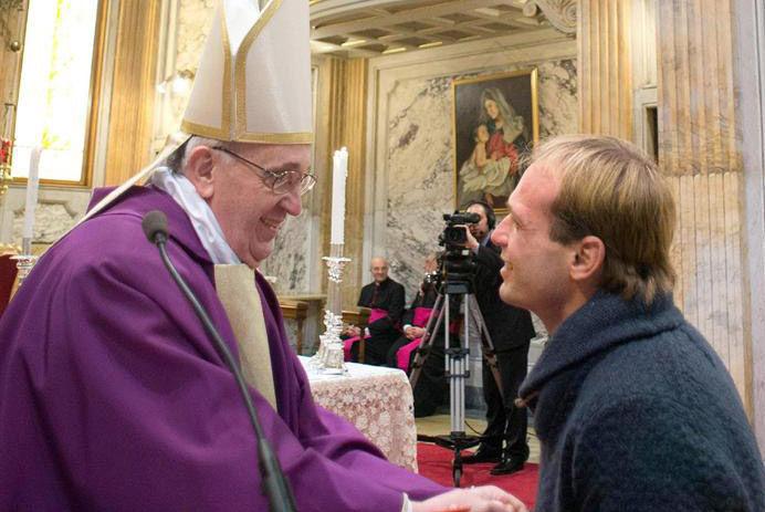 Francisco designó a un sacerdote uruguayo como su nuevo secretario personal