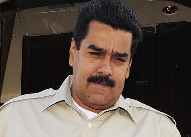 Maduro dice que implicados en atentado con explosivos huyeron a Perú