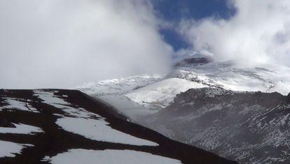 LA. 0: Volcán Cotopaxi