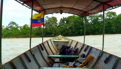 Latinoamérica Cero Ficha: Selva de Misahuallí