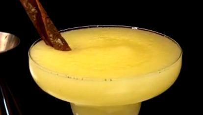 M bar: margaritas