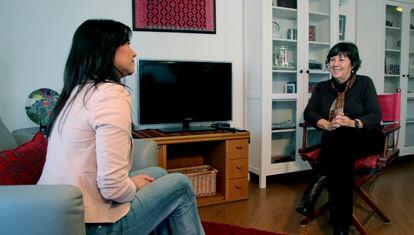 Con Faldas:  Patricia Boero