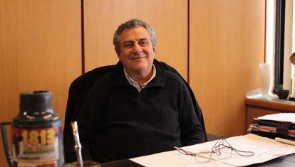 Cinco en cinco: Sergio Mier
