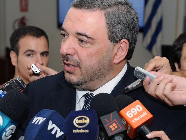 Mario Bergara. Foto: Presidencia (Archivo)
