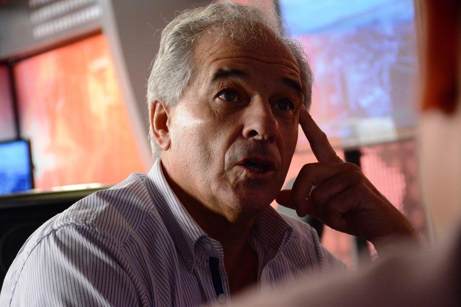 """""""Vázquez está enojado con los canales"""""""
