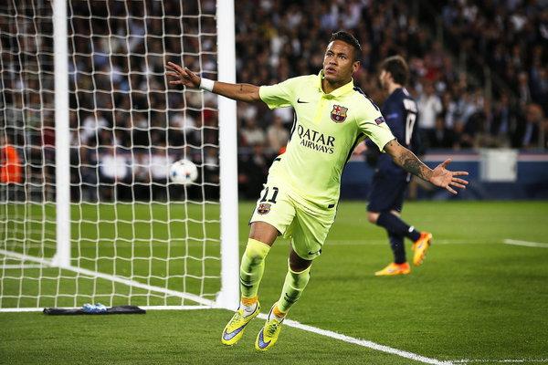 Champions: PSG 1- Barcelona 3
