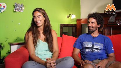 ENTRE TANTOS: Mariana Foglia y Pablo Defazio