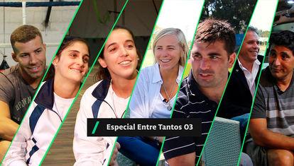 ENTRE TANTOS: Especial 03
