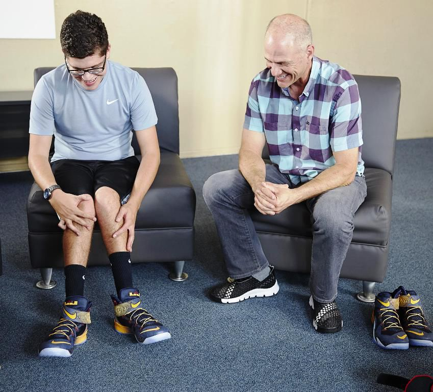 Lanza Un Discapacidad Para Con Calzado Nike Personas OkuXZTlwPi