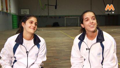 ENTRE TANTOS: Paula Fynn y Soledad Faedo
