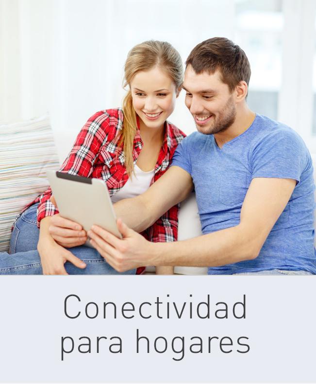 imagen del contenido Conectividad para Hogares