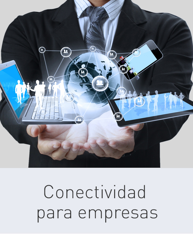 imagen del contenido Conectividad para Empresas