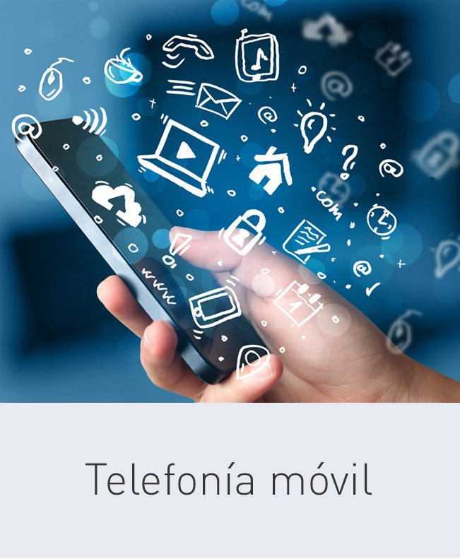 imagen del contenido Telefonía Móvil