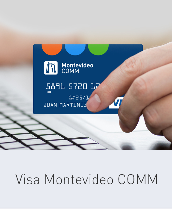 imagen del contenido Visa Montevideo COMM