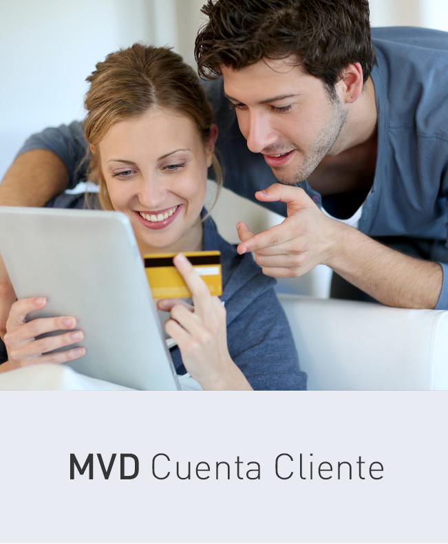 MVD Cuenta Cliente