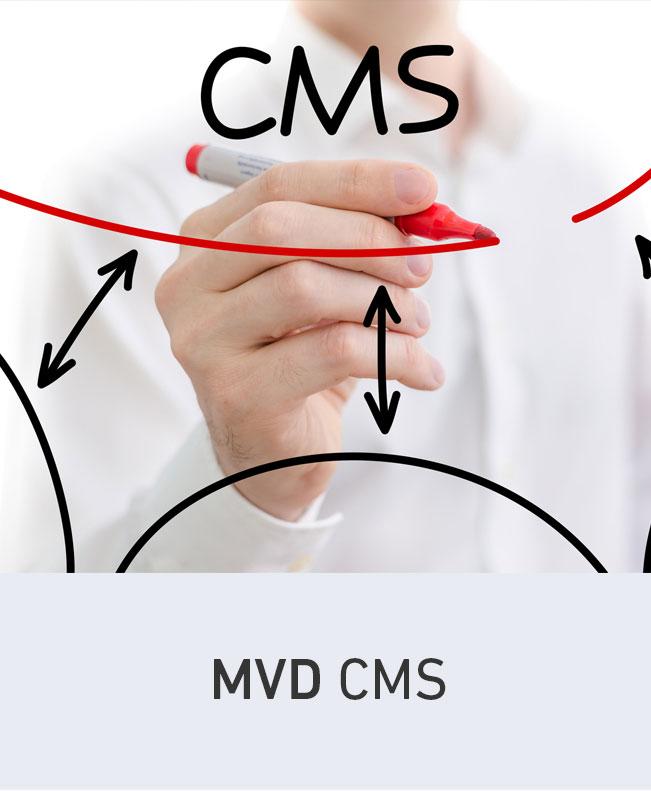 imagen del contenido MVD CMS