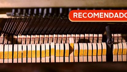 RECOMENDADO: El interior de un piano