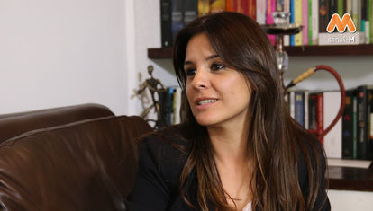 ENTRE CASA: María Noel Marrone