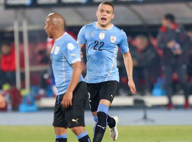 Jonathan Rodríguez vuelve a ser considerado por el Maestro.