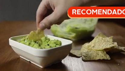 RECOMENDADO: Guacamole exprés