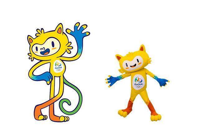 Conoce A Vinicius La Mascota De Los Juegos Olimpicos De Rio 2016