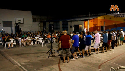 BIEN DE AL LADO: Ensayo Patos Cabreros