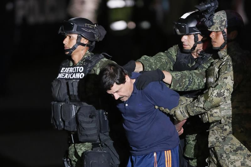 Alejandro Edda quedó impresionado tras su encuentro con El Chapo Guzmán