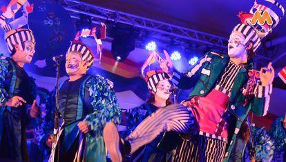 BIEN DE AL LADO: Teatro de Verano de Colón