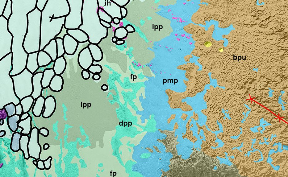 Cartografía lejana
