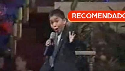 RECOMENDADO: El niño predicador