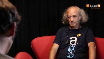 EN ESTUDIO: Guillermo Lamolle