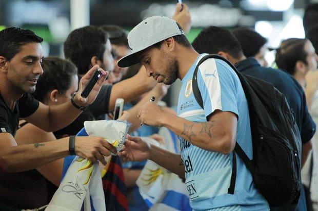 Alvaro Pereira es nuevo jugador de Nacional. Foto: EFE