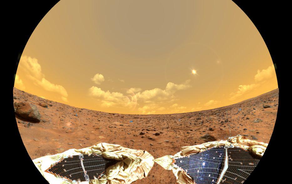 NASA avista a 'Opportunity', pero sigue sin hacer contacto