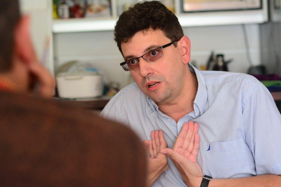 """Agradezco a Vázquez que me haya destituido"""