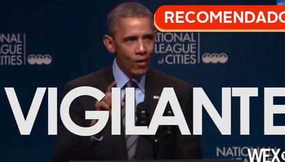 RECOMENDADO: Barack no sos igual