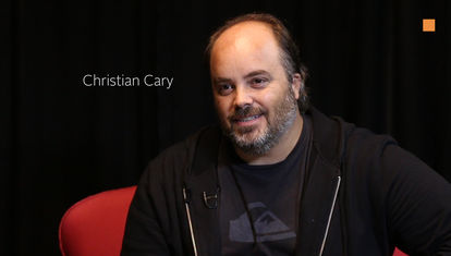 EN ESTUDIO: Christian Cary