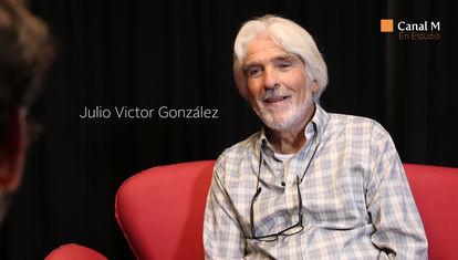 EN ESTUDIO: Julio Víctor González