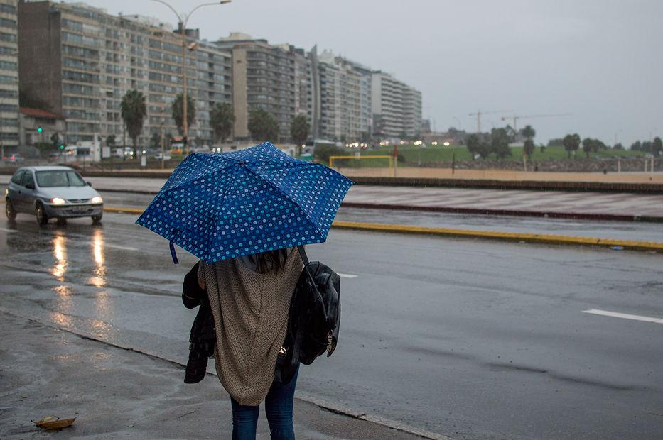 Chau sombrilla, hola paraguas
